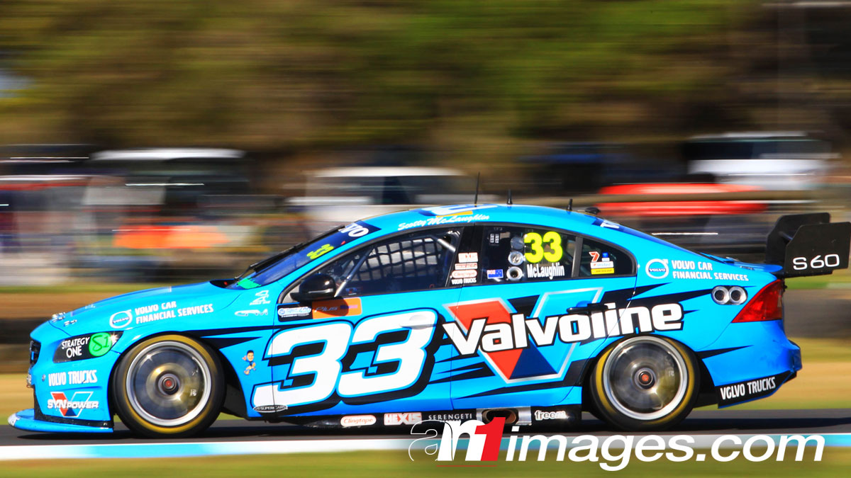 What Happened To The Volvo V8 Supercars V8 Sleuth