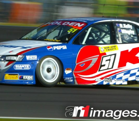 Greg Murphy on his Lap of the Gods, 2003 Bathurst 1000 Top 10 Shootout