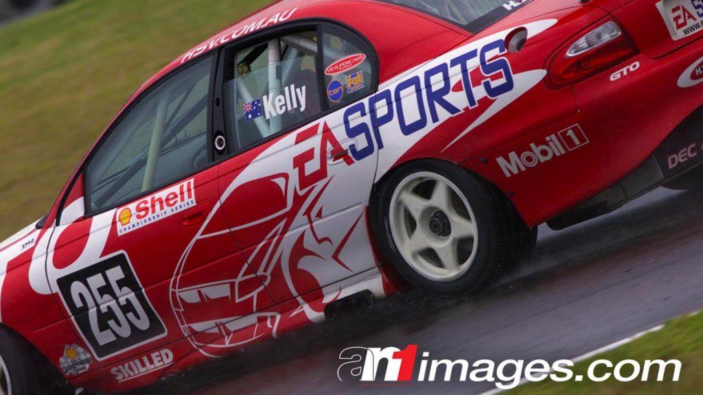 Rick Kelly, 2001 V8 Ultimate, Sandown, V8 Supercars