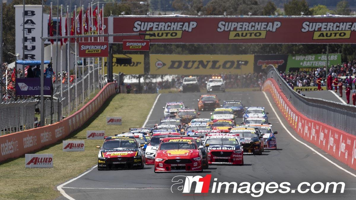 Behind The Bathurst Tv Coverage Talk Motorsport